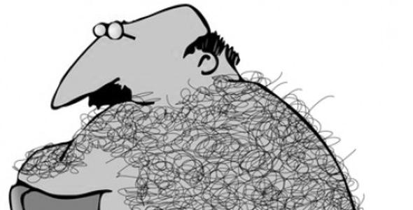 Dlakava leđa